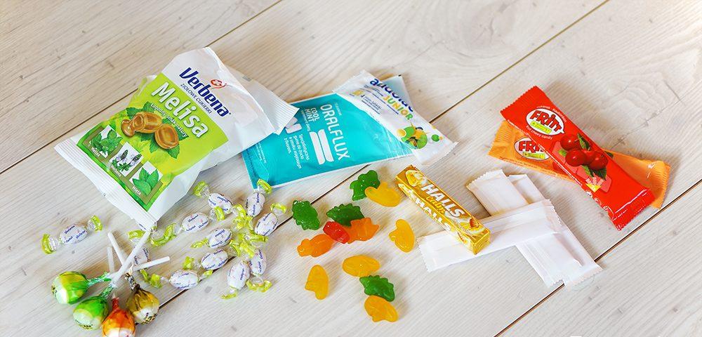 Słodycze zapteki